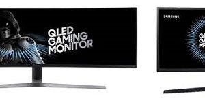 Monitores QLED Samsung