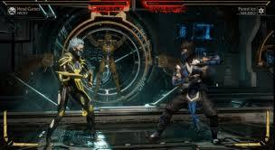 GeForce GTX para Mortal Kombat
