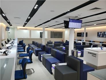 Call Center da Samsung