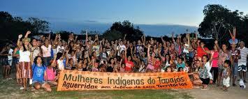 Indias e Indios Munduruku