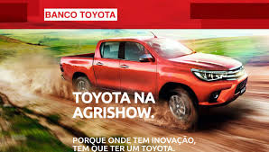 Toyota na Agrishow