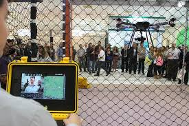 Voo de drone DroneShow