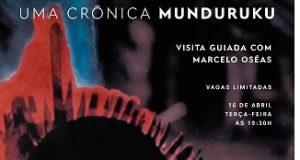 Exposição sobre os Munduruku