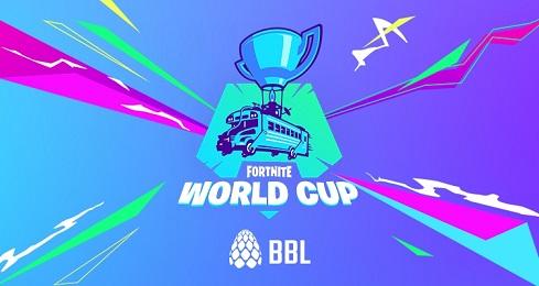 Copa do mundo Fortnite