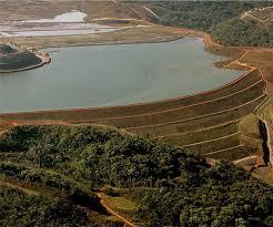 Barragem da vale mineração
