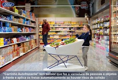 Carrinho Ford