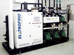 Casa de máquinas Eletrofrio