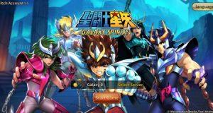 Cena do game Cavaleiros do Zodíaco