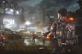 Cena do raid de The Division 2