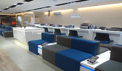 Loja Samsung