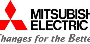 Logomarca da Mitsubishi Electric