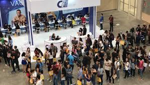 Público da feira EXPO CIEE
