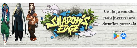 Banner do game Shadow's Edge