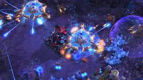 Starcraft II o jogo