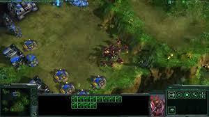 Starcraft II game