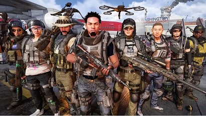 Guerreiros Tom Clancy's The Division 2