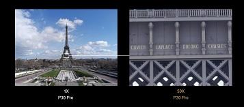 Torre Eifell Smartphone Huawei