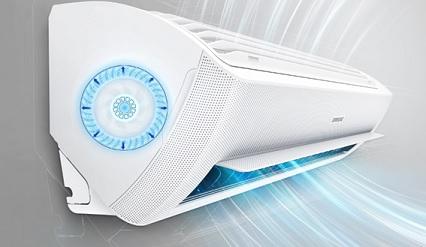 Ar-condicionado Samsung Wind-Free