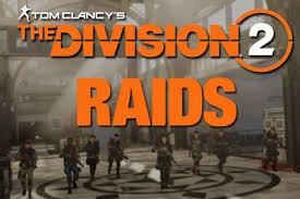 Banner raid de The Division