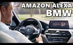 Amazon Alexa BMW Group