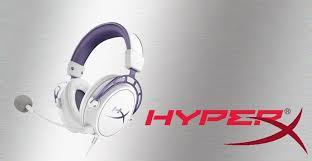 Banner headset HyperX