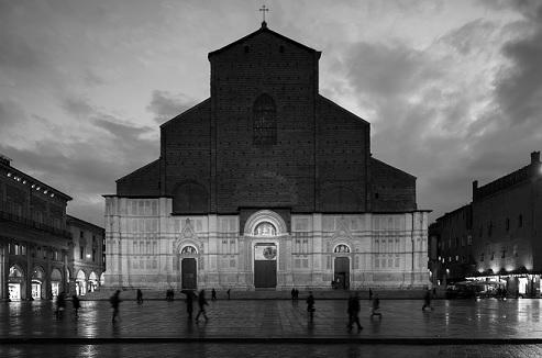 Basílica foto da exposição O que os olhos alcançam
