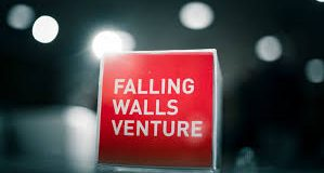 Banner do Falling Walls Venture