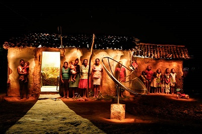 Foto casa rural 13º Prêmio New Holland de Fotojornalismo