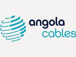 Logomarca da Angola Cables cloud
