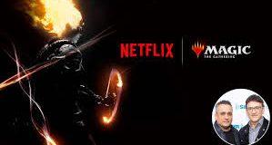 Magic The Gathering no Netflix