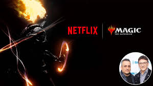 Magic The Gathering no Netflix