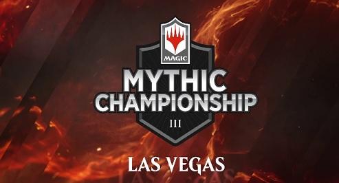 Banner do Mythic Championship