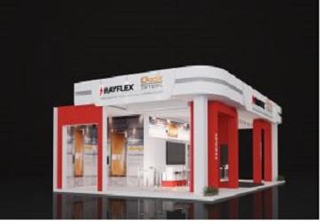 Rayflex na Feira Fispal Tecnologia
