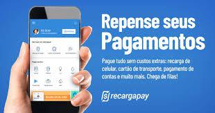 Banner do RecargaPay