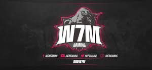 Logomarca da W7M Gaming