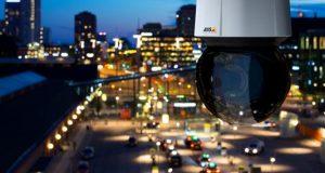 Câmera AXIS ACS Specialist