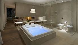 Banheiras decoração