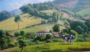 Casa no campo roça