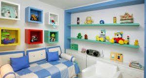 decoração em Quarto infantil