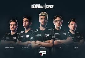 Equipe PaiN gaming  Rainbow Six