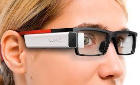 Óculos realidade aumentada