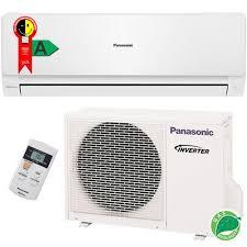 Ar-condicionado Panasonic inverter