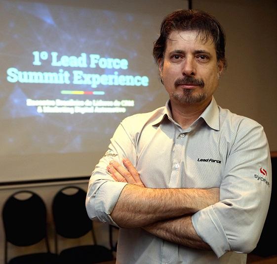 Aurélio Martins, CEO da Lead Force