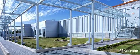 Data Center da CenturyLink no Equador