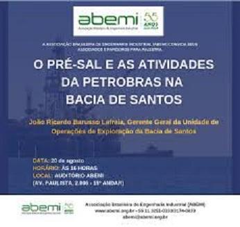 Evento ABEMI sobre o pré-sal