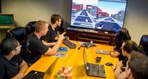 Técnicos da Ford e Quantun em tecnologia autônomos