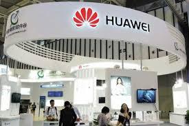 Huawei estande