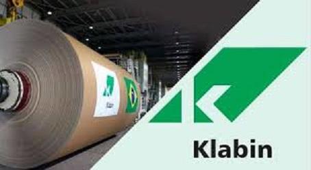 Klabin indústria papeleira