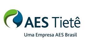 Logomarca AES Tietê