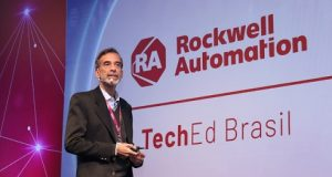 Palestra no TecHed Rockwell Automation